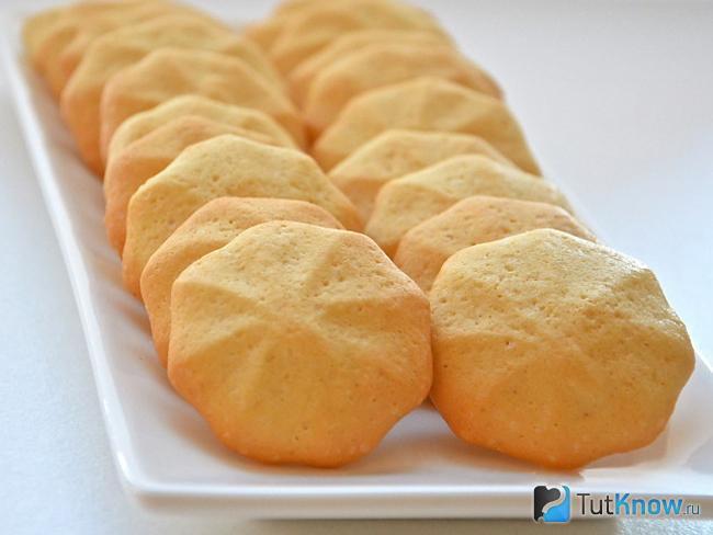 Бисквитное печенье Барни