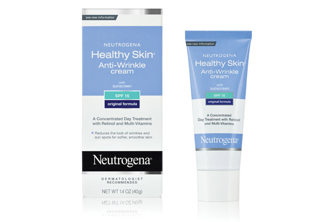 Healthy Skin Anti-Wrinkle Cream Neutrogena