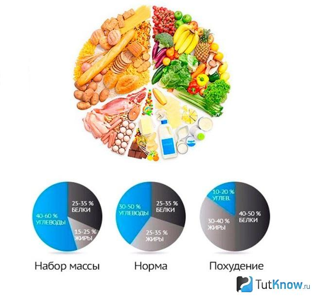 Похудеете белки жиры углеводы в сутки